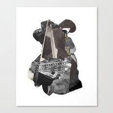 Feenstra by Zabu Stewart Canvas Print