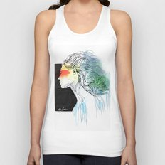 Mother of the Earth Unisex Tank Top