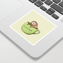 Sloffee Sticker