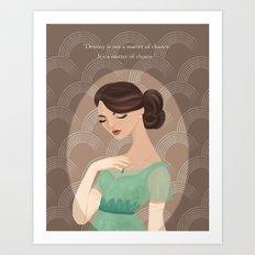 Sybil's Destiny Art Print