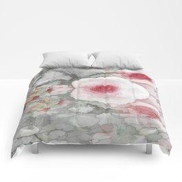 Floral Mirage Comforters