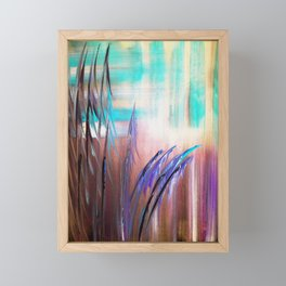Into the Colorful Midst Framed Mini Art Print