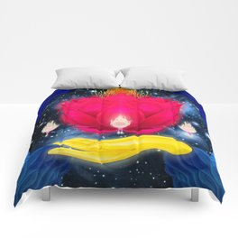 the jinn Comforters