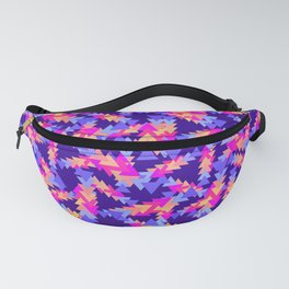 Friday Night at the Bowling Alley Fanny Pack