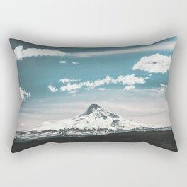Mountain Morning - Nature Photography Rectangular Pillow