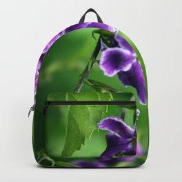 Transformation, Purple Duranta Photography Backpack