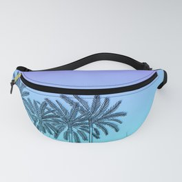 California summer vibes Fanny Pack