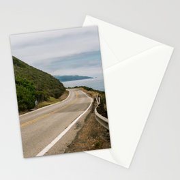 Big Sur Highway 1 Wall Art | California Nature Mountains Ocean Beach Coastal Travel Photography Print Stationery Cards