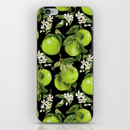 Blooming pomelo with fruits iPhone Skin