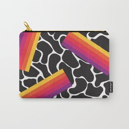 80s Memphis VHS Carry-All Pouch