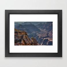Grand Canyon National Park, Arizona Framed Art Print