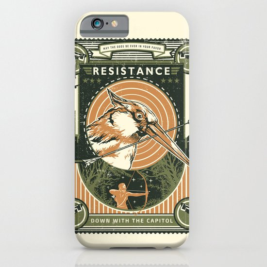 Resistance iPhone & iPod Case