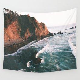 Oregon Coast V Wall Tapestry