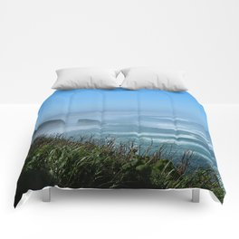 At Devils Elbow Bay Comforters