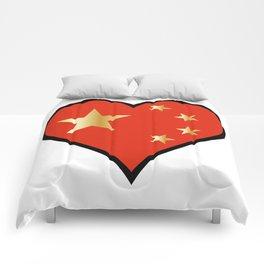 Love China Comforters