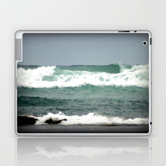 Rough Seas Laptop & iPad Skin
