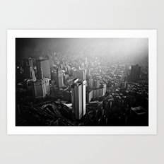 What is to come:  We have been warned  Art Print