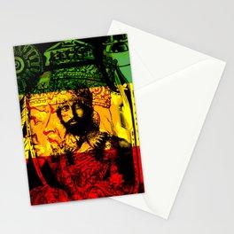 Haile Selassie Lion of Judah Stationery Cards