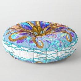 Octopus Mound Floor Pillow