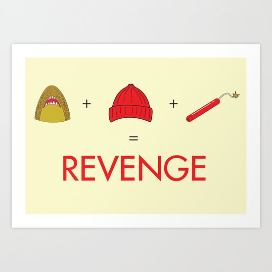 An Exercise in Revenge Art Print