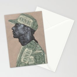 HUSSLE Stationery Cards