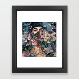 HIDE & SEEK Framed Art Print