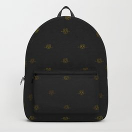 Pattern of Gent Electro Love Backpack