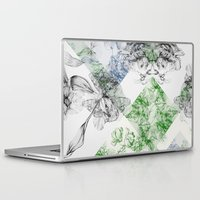 serenity Laptop & iPad Skins featuring Serenity by La Scarlatte