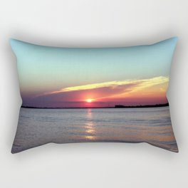 Gods Creation  Rectangular Pillow