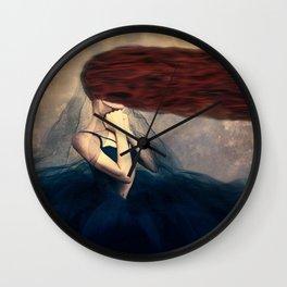 Zephyrous Wall Clock