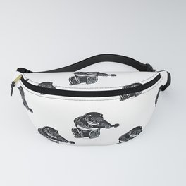 Mon gros ours Fanny Pack