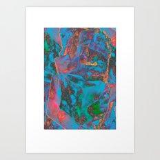 M024-ed Art Print