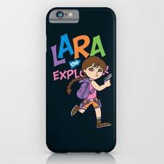 Lara the Explorer Slim Case iPhone 6s