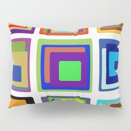 Creative Corner Pillow Sham