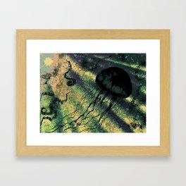 jellyspore Framed Art Print