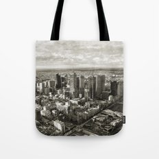 Melbourne City Tote Bag