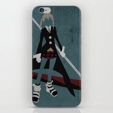 Maka iPhone & iPod Skin