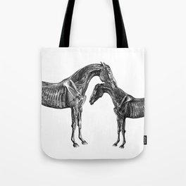 Horsy Horsy Tote Bag