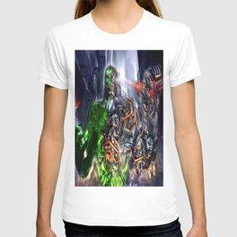 Green Ape Evolution T-shirt