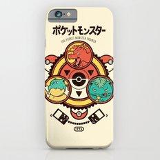 Pocket Monster Trainer iPhone 6s Slim Case