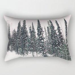Winter day 11 Rectangular Pillow