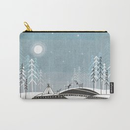 Sami Night Carry-All Pouch