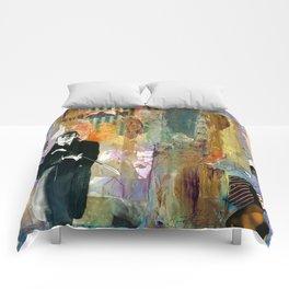 Hello Dalí Comforters