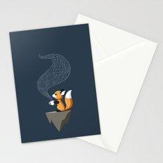 Fox Tea Stationery Cards
