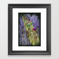 Piñata Framed Art Print