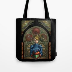 My Past is not a Memory Tote Bag