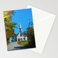 Chapel on the hill Stationery Cards