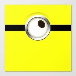 one-eye Canvas Print