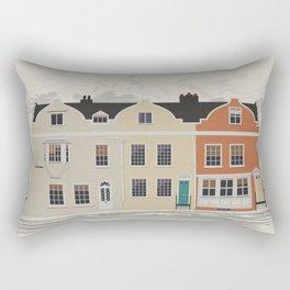 Lombard St. Portsmouth Rectangular Pillow