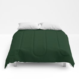 Simply Pine Green Comforters